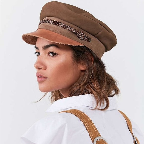 2b5607869acc7 Brixton Accessories - Brixton Kayla Cap in brown Medium  new