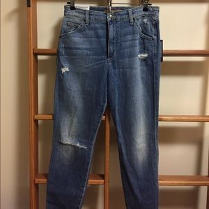 NWT Joe's Jeans (the wasteland ankle high rise)