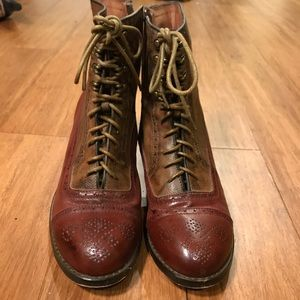 Jeffrey Campbell Mattie ankle boots