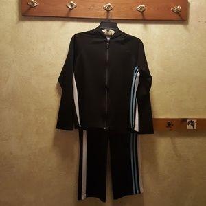Polyester Jog Suit