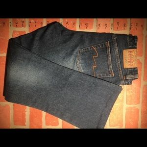 Size 7 blue jeans by BONGO! Mint condition!