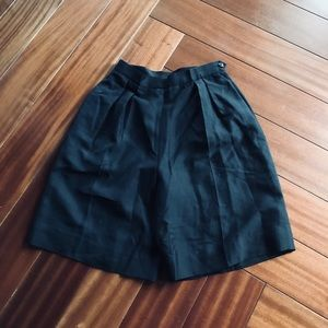 Carlisle vintage silk shorts