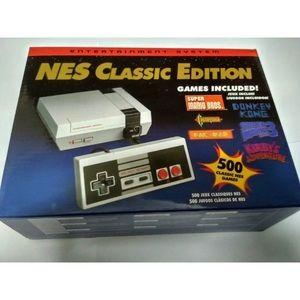 Nes classic edition 500 in 1