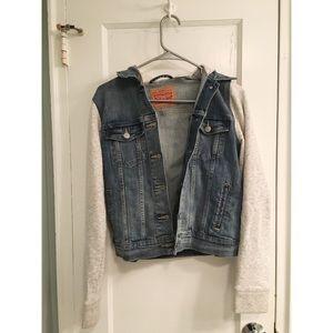 Levi's women's jean jacket