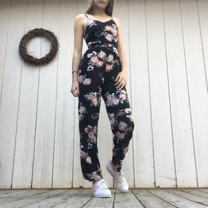 Floral body suit from American eagle
