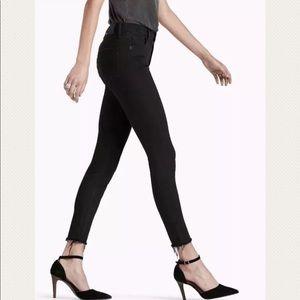 Lucky Brand Bridgette Skinny Jeans Distressed EUC