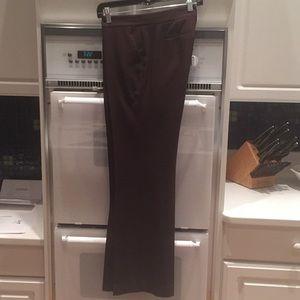 Ann Klein brown trousers
