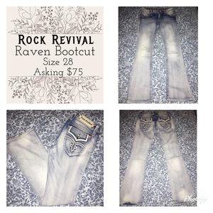 Rock Revival Bootcut 28