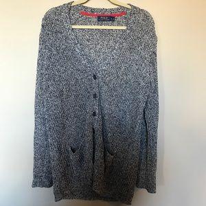 [Polo Ralph Lauren] Gray Cardigan Size L
