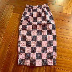 American flag 🇺🇸 vintage skirt