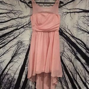 Alfred Angelo light pink formal gown size 6?