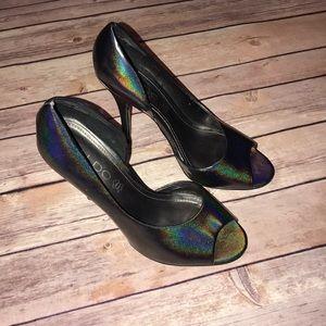 Also Iridescent Heels