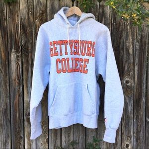 Vintage Hooded Sweatshirt