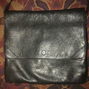 Cole Haan messenger purse