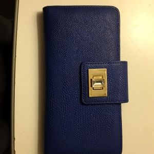 Juicy Couture Wallet ( Royal Blue)
