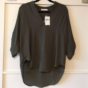 Lush Top in New Olive