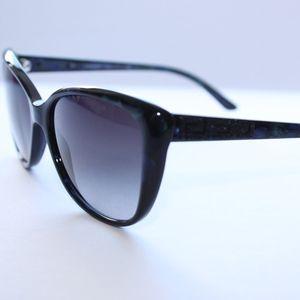 Versace Sunglasses Marble Black Gray