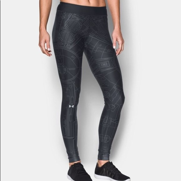 7850fa9322b8cd Under Armour Pants | In Search Of Star Wars Leggings | Poshmark