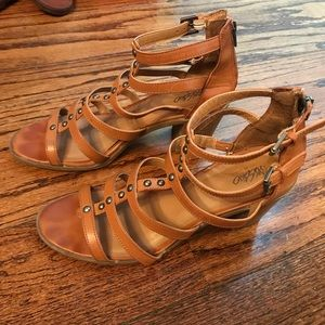 Mossimo Caged Sandals
