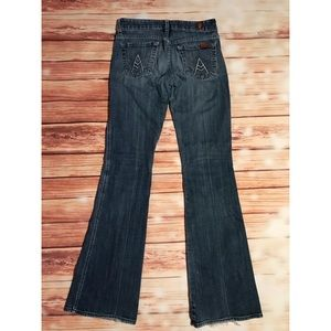 7FAMK Bootcut Jeans