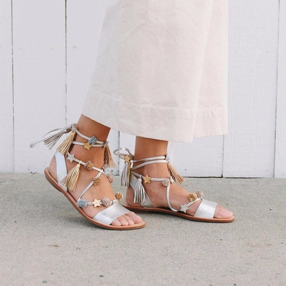 free shipping shopping online Loeffler Randall Embellished Suede Sandals exclusive cheap online cheap sale professional cheap sale original purchase for sale XfYCPnmBh6