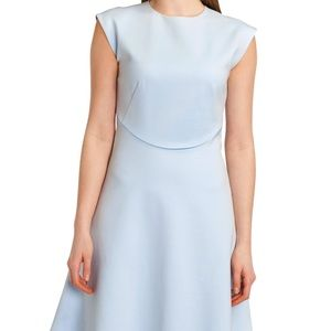 NWOT Tailored Ted Baker Claudia Light Blue Dress