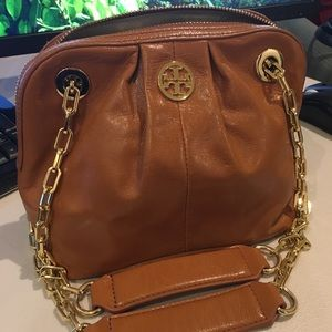 Tory Burch Dena Reva Shoulder / Crossbody Bag