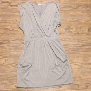 NWOT RAchel Roy Faux wrap jersey dress Sz M~$100+