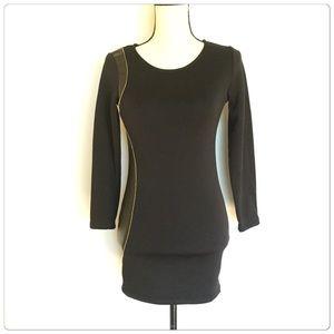 Dresses & Skirts - Black long sleeve dresss