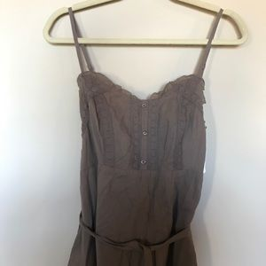 [Old Navy] NWT Brown Dress Size XL