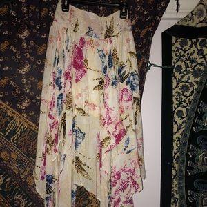 FP fly away skirt