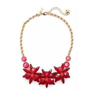 Kate Spade Blooming BrilliantFlower Necklace