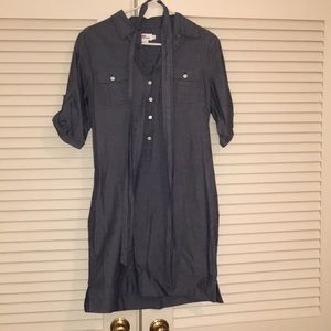 Vineyard vines denim dress