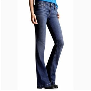 GAP Long and Lean Stretch Bootcut Jeans