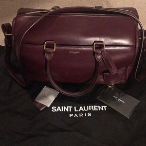 a643e730a86f Women s Saint Laurent Duffle Bag on Poshmark