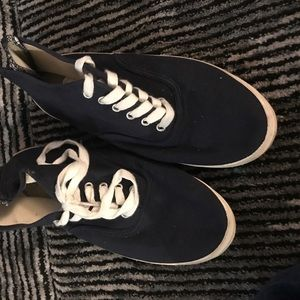 Dark blue Shoes