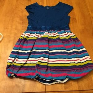 Children's place bubble skirt dress