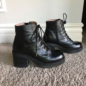 Jeffrey Campbell Tristan HARD TO FIND! EUC