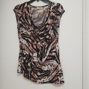 Calvin Klein work blouse