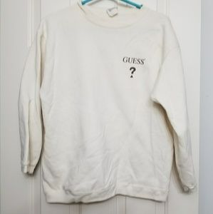 Guess sweatshirt Medium
