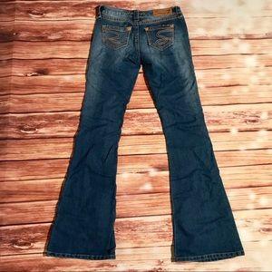 Seven7 Bootcut Jeans Size 25
