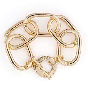 CC Skye x Jewelmint Chunky Chain Link Bracelet NEW