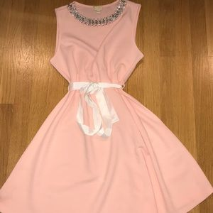 Other - Baby pink formal dress