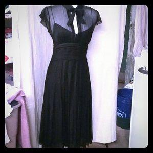 ElieTAHARI Black Dress