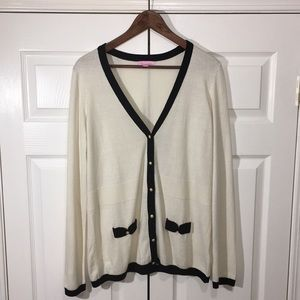 Lily Pulitzer Cardigan - Size XL