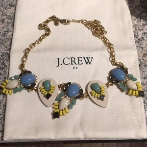 J. Crew necklace.