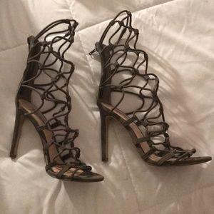 Steve Madden Caged Heels