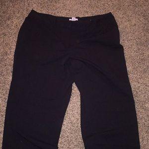 Pants - Liz Claiborne black dress slacks