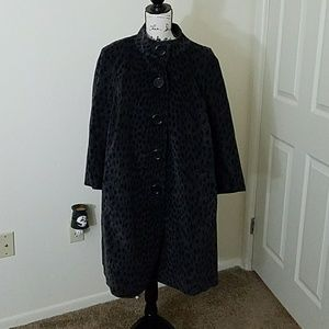 Michael Kors Plus Size Jacket