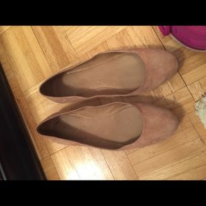Madewell Suede shoes